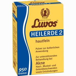 Abbildung von Luvos Heilerde 2 Hautfein Pulver 950 g