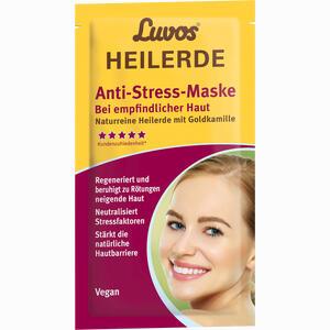 Abbildung von Luvos Heilerde Creme- Maske mit Goldkamille Paste 2 x 7.5 ml