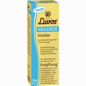 Abbildung von Luvos Heilerde Imutox Paste 370 g