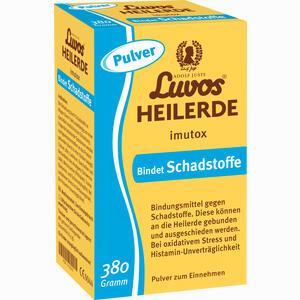 Abbildung von Luvos Heilerde Imutox Pulver 380 g