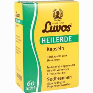 Abbildung von Luvos Heilerde Kapseln  60 Stück