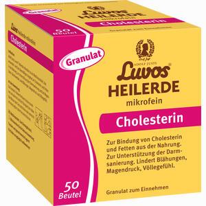 Abbildung von Luvos Heilerde Mikrofein Granulat 50 Stück