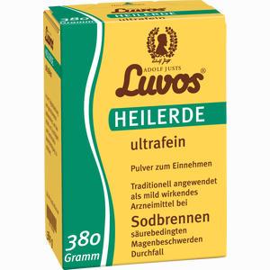 Abbildung von Luvos Heilerde Ultrafein Pulver  380 g