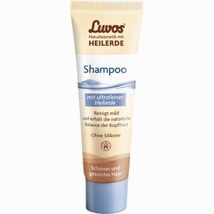 Abbildung von Luvos Naturkosmetik mit Heilerde Haarshampoo  30 ml