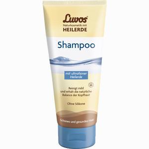 Abbildung von Luvos Naturkosmetik mit Heilerde Haarshampoo  200 ml