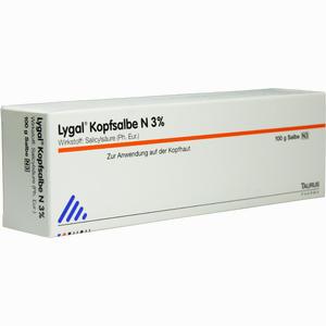 Abbildung von Lygal Kopfsalbe N  100 g