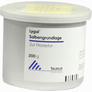 Abbildung von Lygal Salbengrundlage  200 g