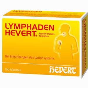 Abbildung von Lymphaden Hevert Lymphdrüsentabletten  100 Stück