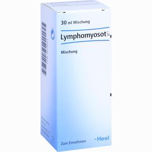 Abbildung von Lymphomyosot N Tropfen 30 ml
