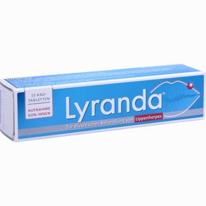 Abbildung von Lyranda Kautabletten 15 Stück