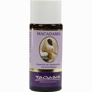 Abbildung von Macadamia Bio Öl 50 ml