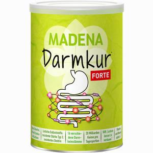 Abbildung von Madena Darmkur Forte Pulver 600 g