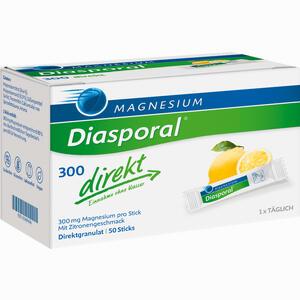 Abbildung von Magnesium- Diasporal 300 Direkt Granulat 50 Stück