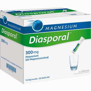 Abbildung von Magnesium- Diasporal 300mg Trinkgranulat 50 Stück