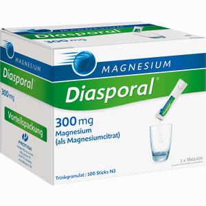 Abbildung von Magnesium- Diasporal 300mg Trinkgranulat 100 Stück