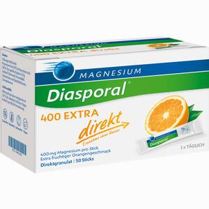 Abbildung von Magnesium- Diasporal 400 Extra Direkt Granulat 50 Stück