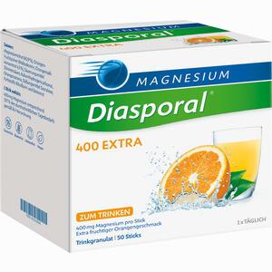 Abbildung von Magnesium- Diasporal 400 Extra (trinkgranulat)  50 Stück