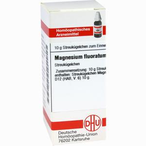 Abbildung von Magnesium Fluor D12 Globuli 10 g