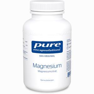 Abbildung von Magnesium (magnesiumcitrat) Kapseln 90 Stück