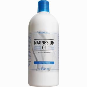 Abbildung von Magnesium- Öl 100% Zechstein Fluid 500 ml