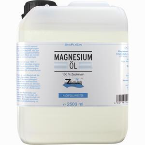 Abbildung von Magnesium- Öl 100% Zechstein Fluid 2500 ml
