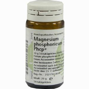 Abbildung von Magnesium Phosphoricum Phcp Globuli  20 g