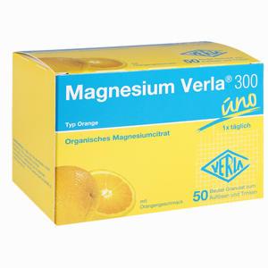 Abbildung von Magnesium Verla 300 Granulat 50 Stück