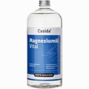 Abbildung von Magnesiumöl Vital Zechstein Fluid 1000 ml