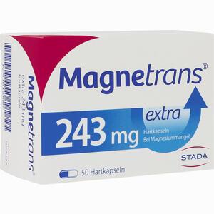 Abbildung von Magnetrans Extra 243mg Kapseln 50 Stück