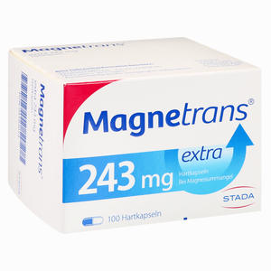 Abbildung von Magnetrans Extra 243mg Kapseln 100 Stück
