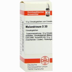 Abbildung von Malandrinum D30 Globuli 10 g
