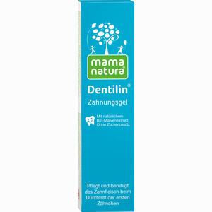 Abbildung von Mama Natura Dentilin Zahnungsgel Gel 10 g