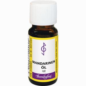 Abbildung von Mandarinenöl Rot Öl 10 ml