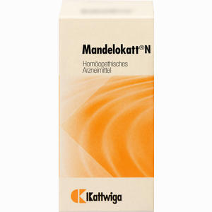 Abbildung von Mandelo- Katt N Tabletten 50 Stück