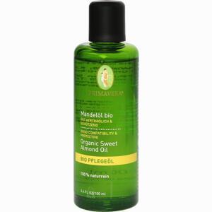 Abbildung von Mandelöl Bio Körperpflege 100 ml