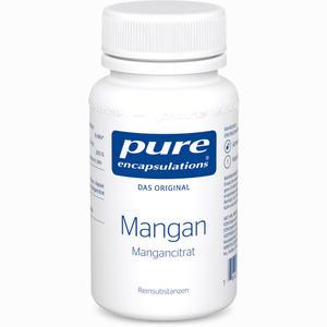 Abbildung von Mangan (mangancitrat) Kapseln 60 Stück