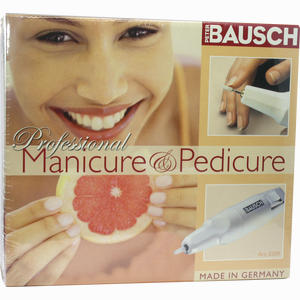 Abbildung von Manicure- /Pedicure- Set Kompakt 1 Stück