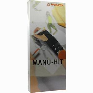 Abbildung von Manu- Hit Rechts Gr. M 07032 Schwarz 1 Stück