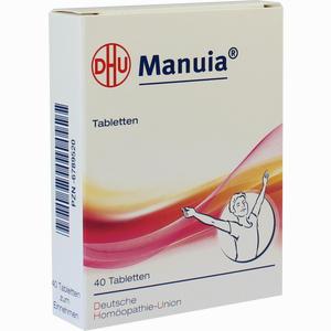 Abbildung von Manuia Tabletten 40 Stück