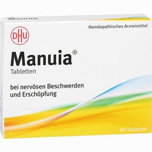 Abbildung von Manuia Tabletten 80 Stück