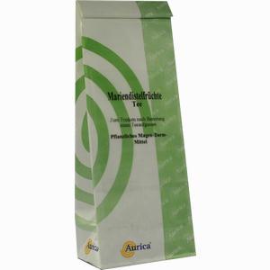 Abbildung von Mariendistelfruechte Auric Tee 150 g