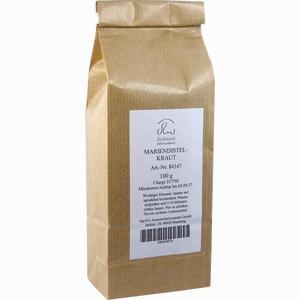 Abbildung von Mariendistelkraut Tee 100 g