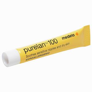 Abbildung von Medela Purelan 100 Brustwarzencreme  7 g