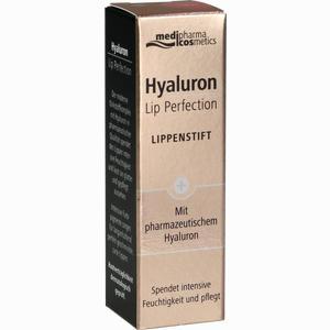 Abbildung von Medipharma Cosmetics Hyaluron Lip Perfection Lippenstift Coral 4 g