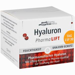 Abbildung von Medipharma Cosmetics Hyaluron Pharma Lift Tag Lsf 30 Creme 50 ml