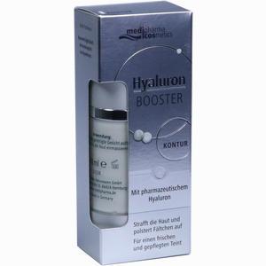 Abbildung von Medipharma Hyaluron Booster Kontur Gel 30 ml