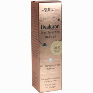 Abbildung von Medipharma Hyaluron Teint Perfection Make- Up Natural Beige 30 ml