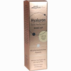 Abbildung von Medipharma Hyaluron Teint Perfection Make- Up Natural Ivory Fluid 30 ml