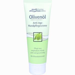 Abbildung von Medipharma Olivenöl Anti Falten Handpflegecreme  125 ml