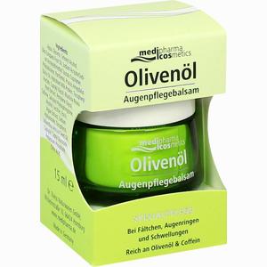 Abbildung von Medipharma Olivenöl Augenpflegebalsam  15 ml